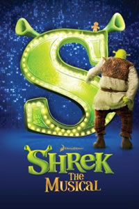 Shrek the Musical 200x300 London Theatre Breaks