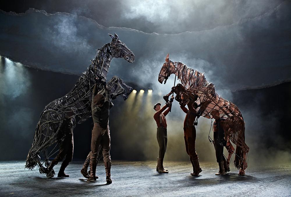 War horse war image