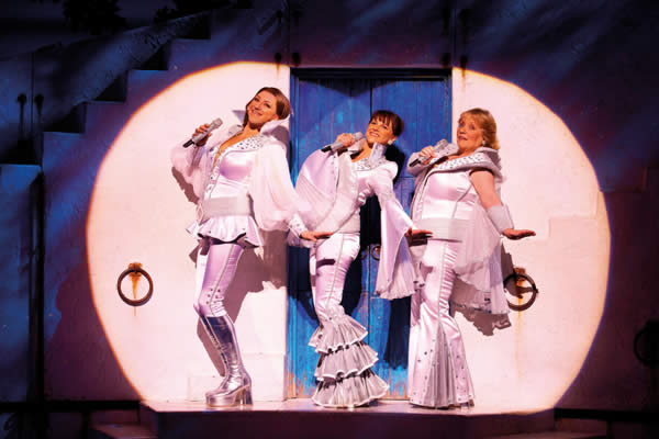How ABBA Songs Made a Great Musical