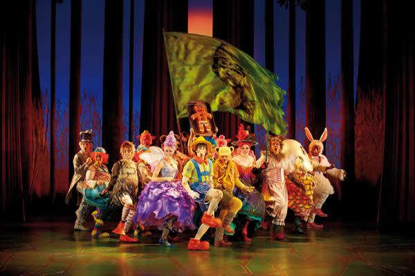 Shrek The Musical Theatre Tv Tropes