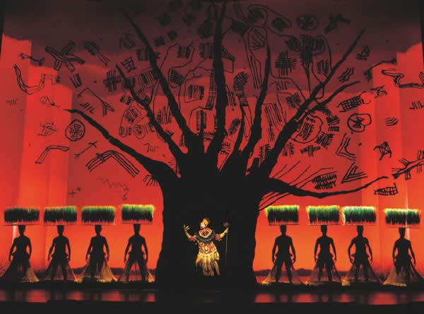 Lion King Tickets - Lyceum Theatre London - photo#33