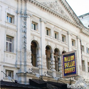 Noel Coward Theatre Day