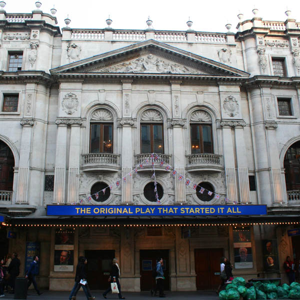 Wyndham's Theatre Day