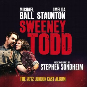 Sweeney Todd Cast Recording Review