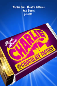 Charlie and the Chocolate Factory Press Launch