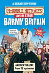 Horrible Histories 100x150