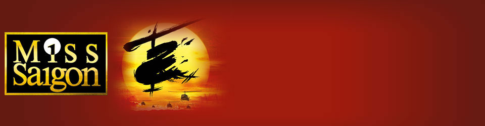Miss Saigon - New Banner