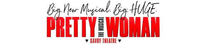 Pretty Woman the Musical banner